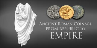 Ancient Roman Coinage From Republic to Empire