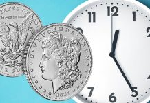 First 2021 Morgan Dollars Sell out in Minutes
