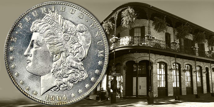 United States 1904-O Morgan Silver Dollar - CoinWeek IQ US Coin Profiles