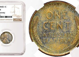 Dave & Adam's Submits Rare 1943 Bronze Cent to NGC for Certification