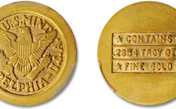 An American and Saudi Arabian Gold Coin Featured in Stack's Bowers June World Coin Auction