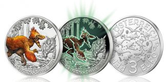 Austrian Mint Reveals Latest Glow-in-the-Dark Dinosaur Coin from Supersaurs Series