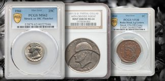 One-of-a-Kind Error Coins of Don Bonser Collection, Small Size Notes in Heritage Auctions