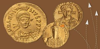 The Changing Iconography of Byzantine Gold Coins