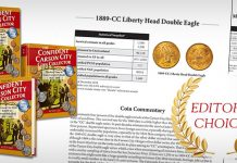 First Read: The Confident Carson City Coin Collector, Volumes 1-3