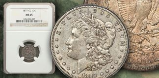 Carson City Coinage Featured in Heritage Month-Long Auction