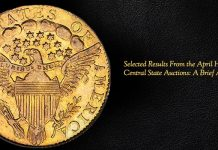 Selected U.S. Gold Coins Results From the April Heritage Central State Auctions: A Brief Analysis