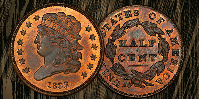 David Lawrence Acquires ESM Proof Half, Large Cent Collections From Harlan J. Berk, Ltd