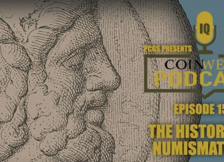 CoinWeek Podcast #157: The History of Numismatics - Mike Markowitz
