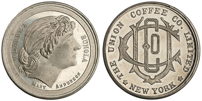 Coffee and tea: A Caffeinated Tour of the American Numismatic Society Collection (ANS)