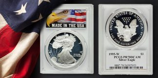Heritage Auctions to Feature Bullion Coins in Modern Coin Showcase Sale