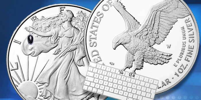 Next sell-out? The 2021-W Type II Silver Eagle
