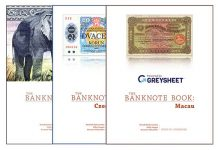 Banknote Book of World Paper Money Acquired by CDN Publishing