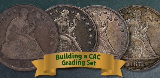 Building A Certified Grading Set of Liberty Seated Dollars