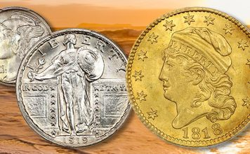 David Lawrence Rare Coin Auction Highlights More From Hansen Collection