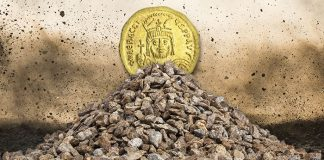 Ancient Gold Coin Hoard Pinpoints Persian Destruction of Jerusalem