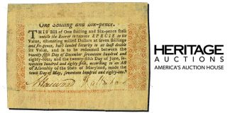 Heritage Auctions Opens Colonial Showcase, Hong Kong Auctions of US and World Currency