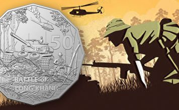 Commemorative Coin Minted to Mark 50th Anniversary of Battle of Long Khanh