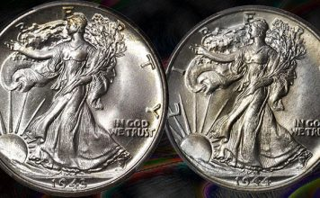 Walking Liberty Collection Earns Nearly $1 Million in Stack's Bowers Galleries June 2021 Auction