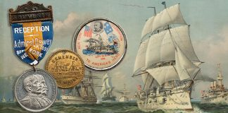 The New Navy in New York: Tokens, Medals and Art