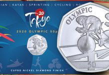New 50 Pence Coin Series to Celebrate Rescheduled 2020 Tokyo Summer Olympics - Pobjoy Mint