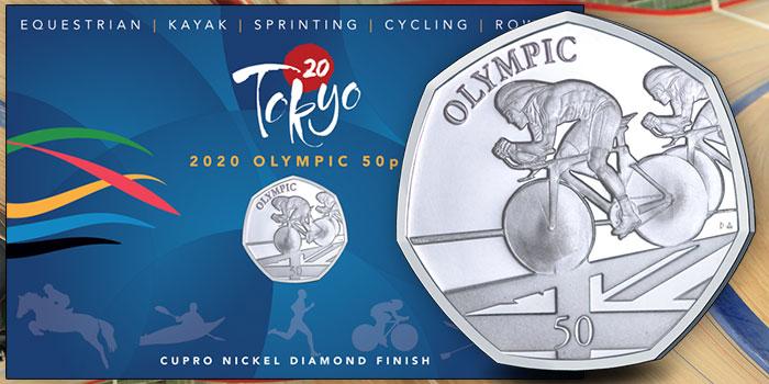 2020 Tokyo Summer Olympics Coins