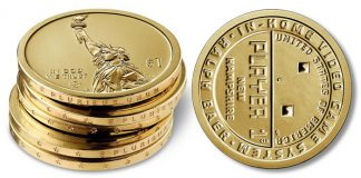 American Innovation $1 Coin Products Honoring New Hampshire Available Beginning June 15