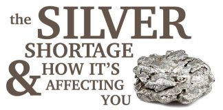 The Silver Shortage and How It's Affecting You: Bullion Shark