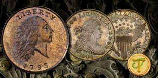 $100 Million Exhibit of US Type Coins From Tyrant Collection to be Displayed at World's Fair of Money