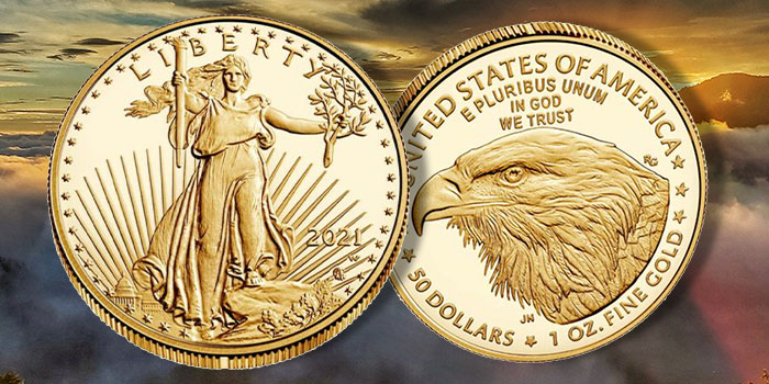 Redesigned United States Mint American Eagle Gold Proof Coins On Sale July 29