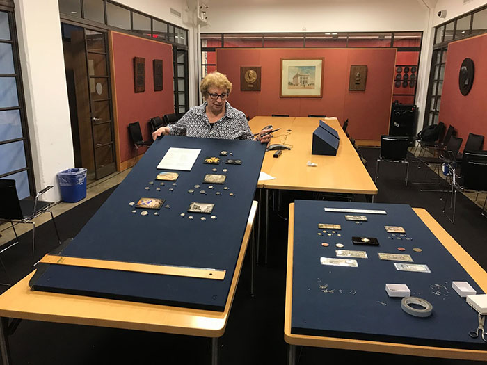 Managing the ANS Collection: An Interview With Elena Stolyarik