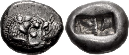 The Ancient Coins of Kroisos