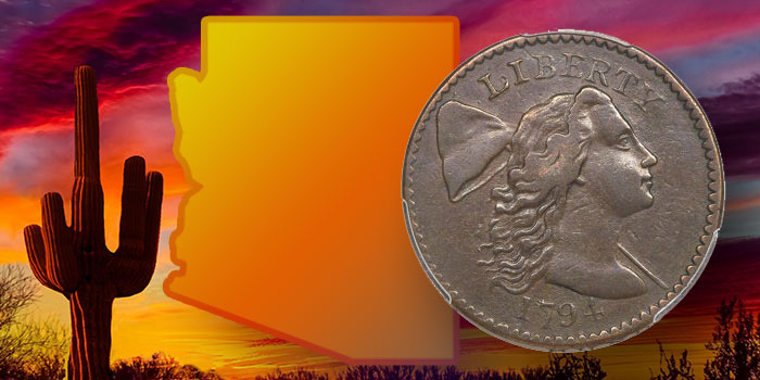 Arizona Collection of U.S. Large Cents to be Offered at Heritage Auctions