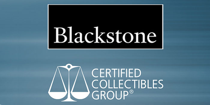 Blackstone to Acquire  Certified Collectibles Group