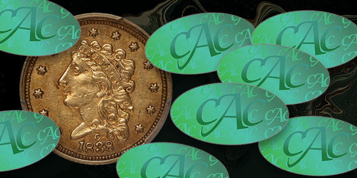 Great CAC-pectations: Collecting U.S. Gold Coins by CAC Approval