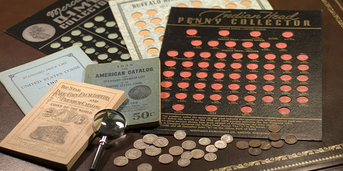Antique Coin Boards News