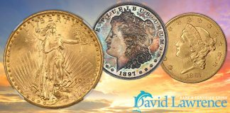 David Lawrence Offers Gem 19th-Century Classic US Coins in Latest Auction