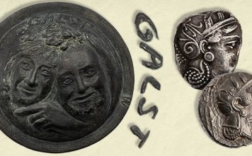 Ancient Coins From the Jay M. Galst Collection: ANS