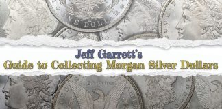 Jeff Garrett: A Guide to Collecting Morgan Silver Dollars