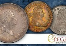 Legend Rare Coins to Offer Chicago Collection of Early Half Dollars in Regency Auction 47