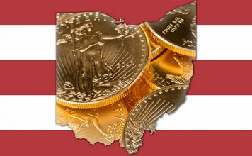 Ohio Budget Bill Reinstates Investment Bullion and Coin Sales Tax Exemption