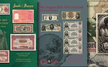 Stack's Bowers Galleries Announces ANA World Paper Money Sale