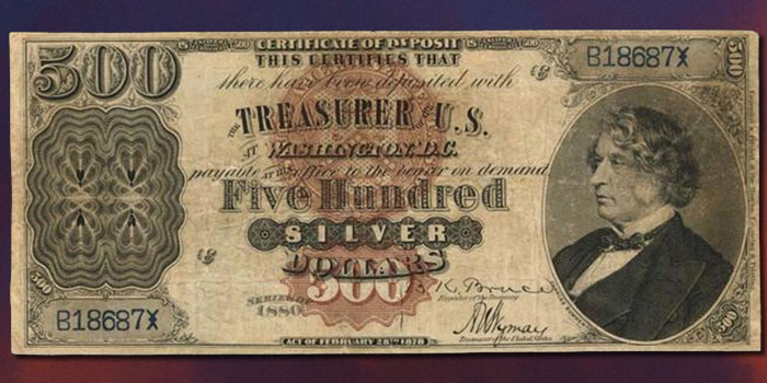 U.S. Currency Rarities Presented in Stack's Bowers Auction for ANA World's Fair of Money