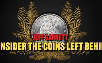 Jeff Garrett: Budget Collecting - Consider the Coins Left Behind