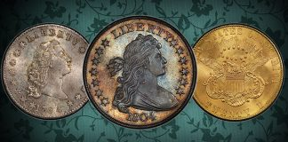 $24 Million in 24 Hours: GreatCollections Top Bidder for Three Historic Rare Coins