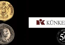 Künker Fall Auction Sales 351-354 of Ancient and World Coins Now Online