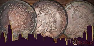 Legend to Auction Howard Sharfman's Incredible Chicago Collection of Half Dollars