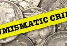 Numismatic Crime Updates - NCIC, Doug Davis
