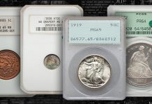 Early Holders Showcase Auction of Classic US Coins at Heritage