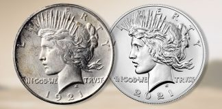 The History of the Peace Dollar Is Still Evolving